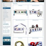 Leineweber Electronics Website
